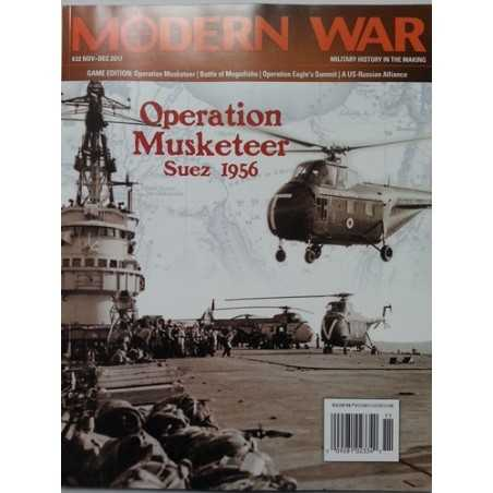 Modern War 32 Operation Musketeer