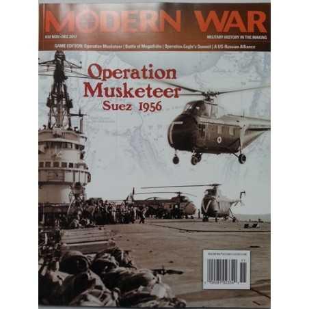 Modern War 32 Operation Musketeer