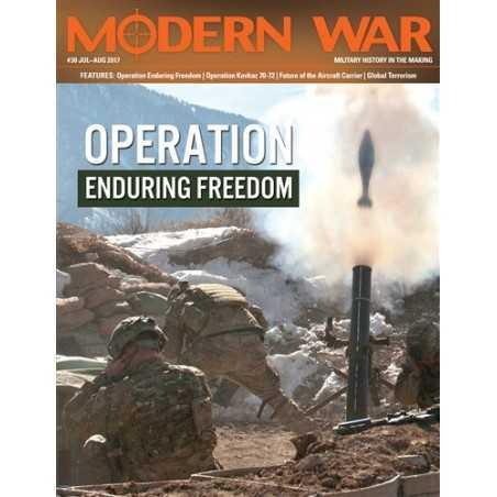 Modern War 30 Enduring Freedom