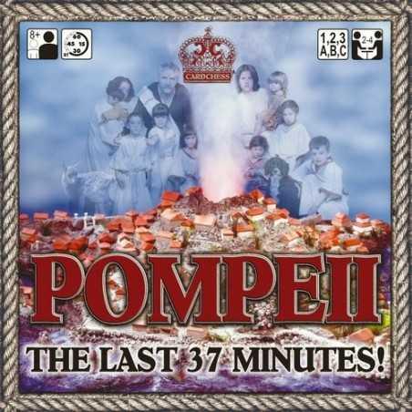 Pompeji - Die Letzten 37 Minuten