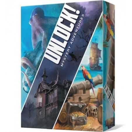 Unlock 2! Aventuras de misterio
