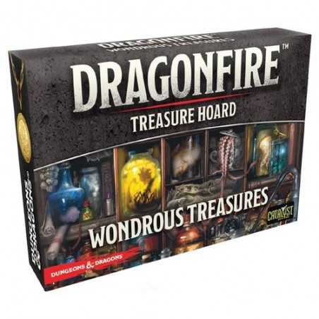 Dragonfire Wondrous Treasures (Magic Items Deck 1)