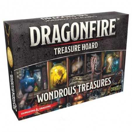 Dragonfire Wondrous Treasures (Magic Items Deck 1)