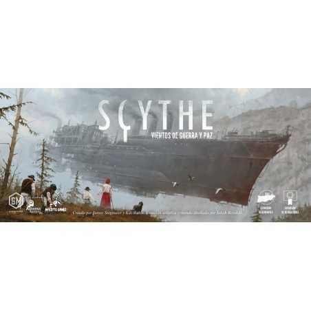 Scythe Vientos de guerra y paz