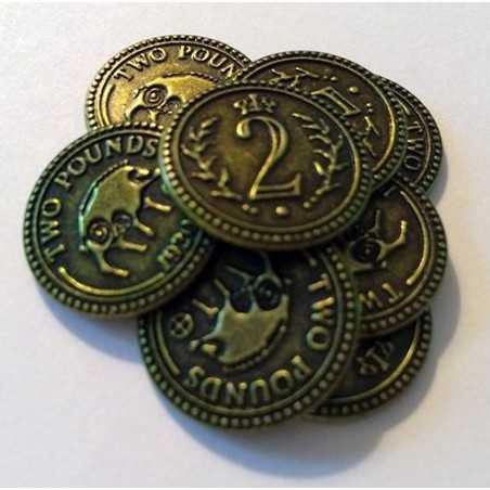 Scythe: Coins $2 (x15)