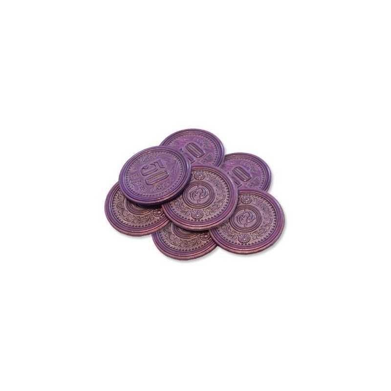Scythe: Coins $50 (x7)