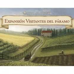Viticulture Visitantes del páramo expansión