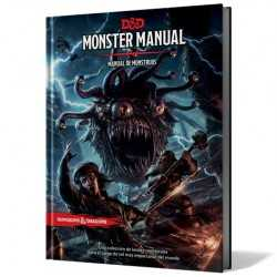 Manual de Monstruos Dungeons and Dragons 5ªedición
