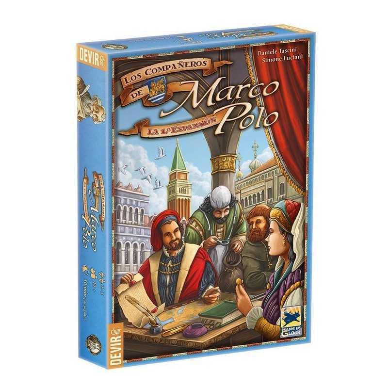 Los compañeros de Marco Polo