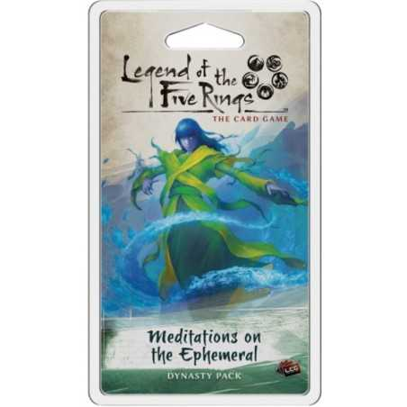 Meditations on the Ephemeral Legend of the Five Rings