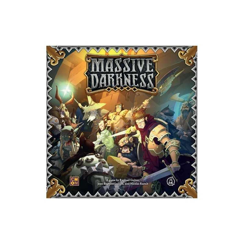 Massive Darkness (English)