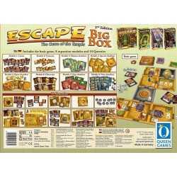 Escape The Curse of the Temple Big Box Second Edition