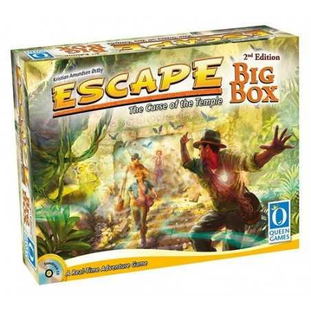 Escape The Curse of the Temple Big Box Second Edition