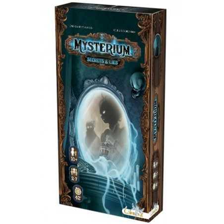 Secretos y Mentiras Mysterium expansión