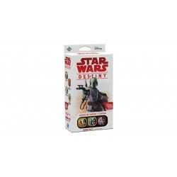 BOBA FETT Star Wars Destiny Caja de inicio