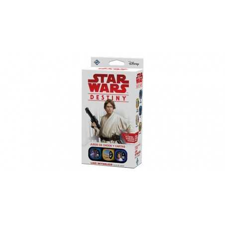 Luke Skywalker Star Wars Destiny Caja de inicio