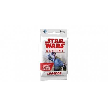 Legados Sobres de Ampliación Star Wars Destiny