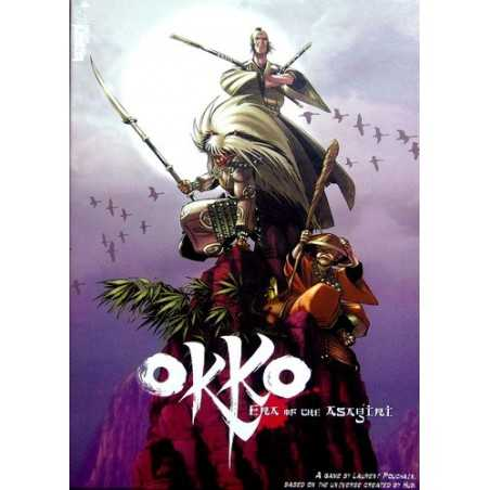 Okko, Era of the Asagiri