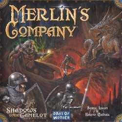 Merlins Company Shadows over Camelot