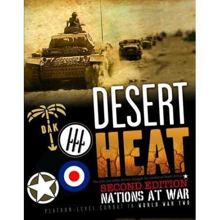Nations at War Desert Heat 2nd edition