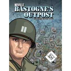 Lock 'n Load Noville Bastogne's Outpost 2nd edition