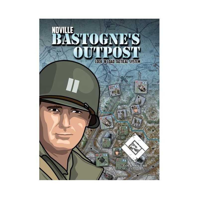 Lock 'n Load Noville Bastogne's Outpost 2nd edition