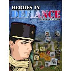 Heroes in Defiance Lock'n Load Tactical