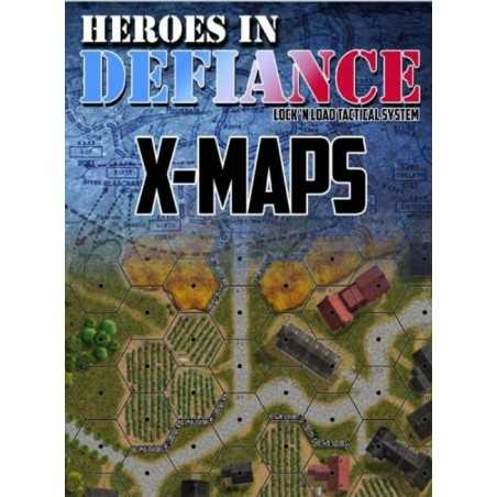 Heroes in Defiance X-Maps Lock'n Load