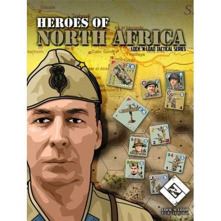 Heroes of North Africa Lock'n Load Tactical