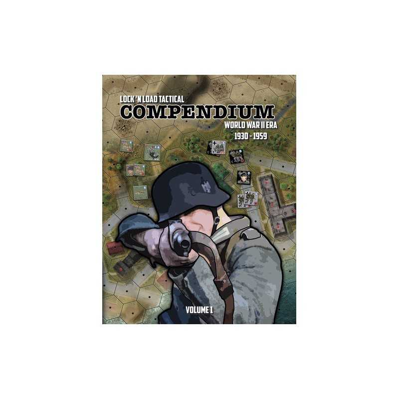 Lock 'n Load Tactical Compendium Volume 1 World War 2 Era
