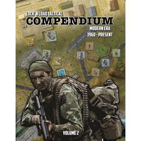 Lock 'n Load Tactical Compendium Volume 2 Modern Era