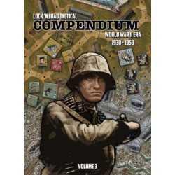 Lock 'n Load Tactical Compendium Vol 3 WW2 Era