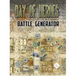 Day of Heroes Battle Generator Lock 'n Load Tactical