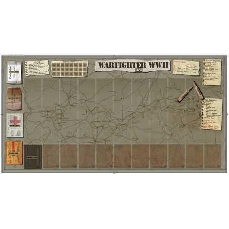 Warfighter WWII Neoprene Mat