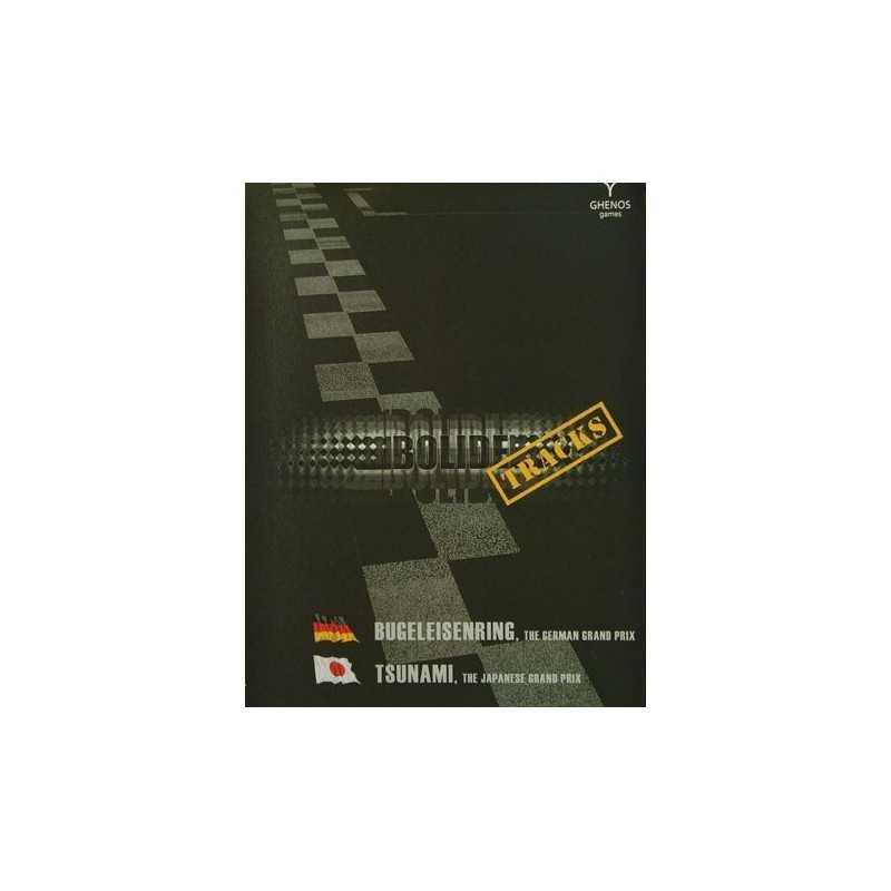 Bolide Tracks 2