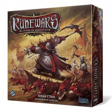 Runewars Uthuk Y'llan Expansión de ejército