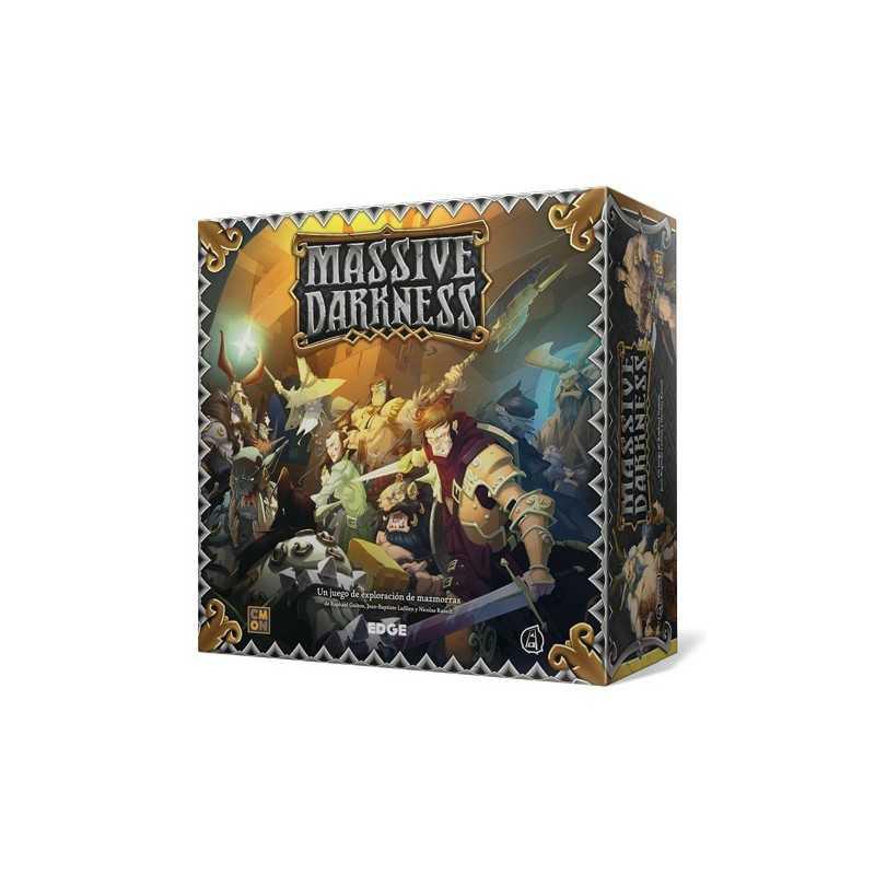 Massive Darkness El juego de mesa
