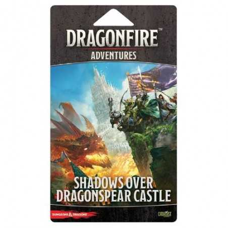 Shadows Over Dragonspear Castle Dragonfire Adventures