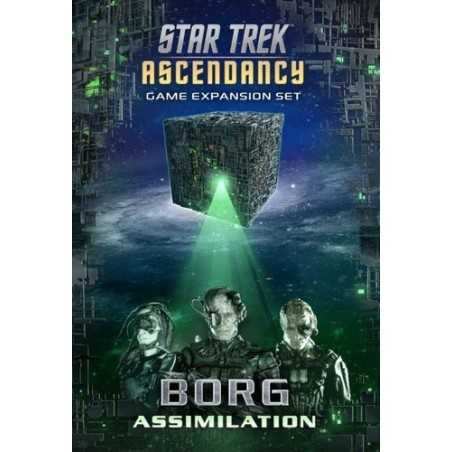 Borg Assimilation Star Trek Ascendancy