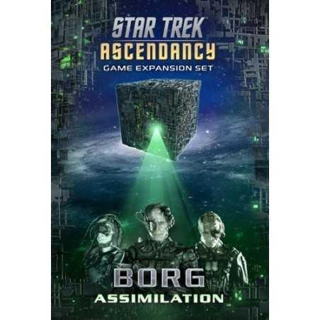 Borg Assimilation Star Trek Ascendancy