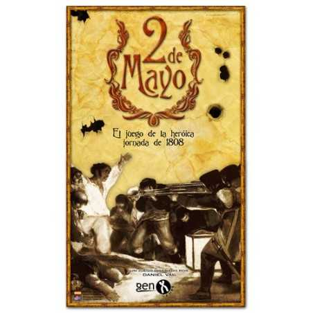 2 de Mayo Second edition