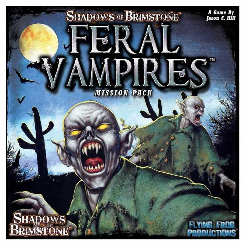 Feral Vampires Shadows of Brimstone expansion