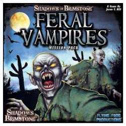 Feral Vampires Shadows of Brimstone expansion