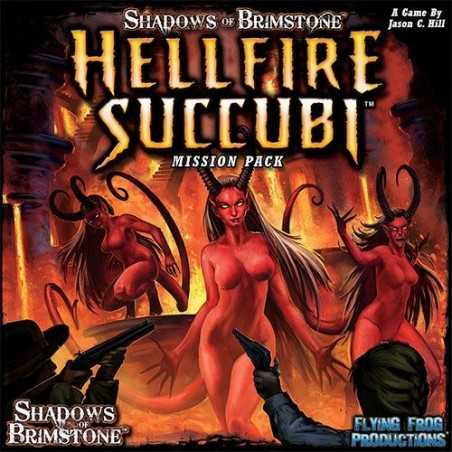 Hellfire Succubi Mission Pack Shadows of Brimstone