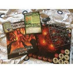 Hellfire Succubi Mission Pack Shadows of Brimstone