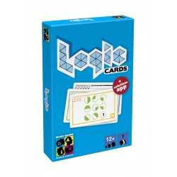 Logic Cards Azul