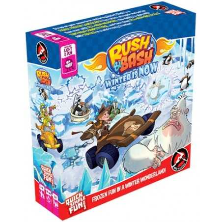 Rush and Bash WINTER IS NOW