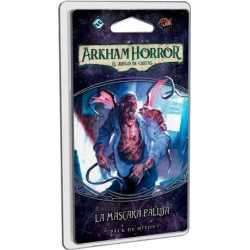 La máscara pálida camino a Carcosa Arkham Horror