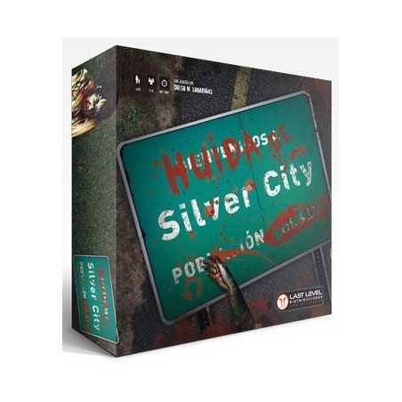 Huida de Silver City 2ª Ediciónn con extras de Verkami