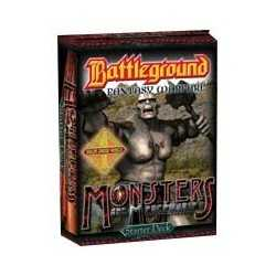 Battleground Fantasy Warfare Monsters & Mercenaries Starter